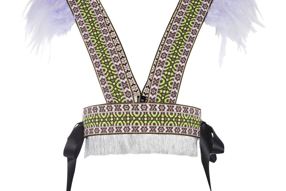 Breeze Feather Harness