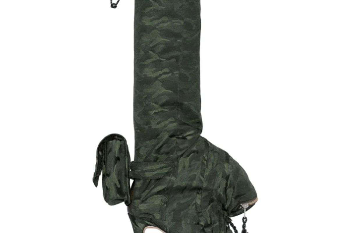 christian stone geisha backpack camouflage boots