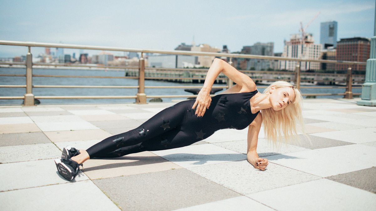 30-Day Fitness Challenge for Your Arms, Abs, and Butt