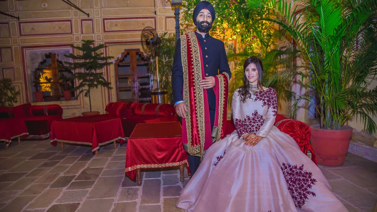 This Indian Wedding is the Most Decadent Dream Come to Life