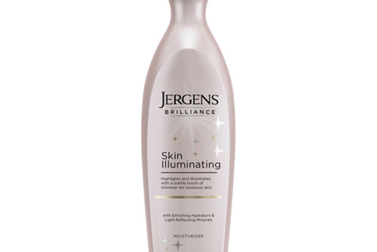 jergens brilliance skin illuminating hand and body lotion