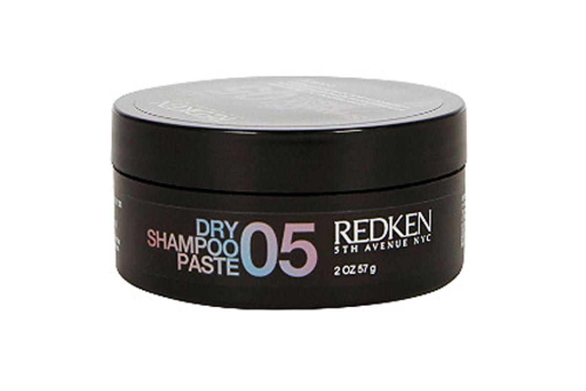 redken dry shampoo paste