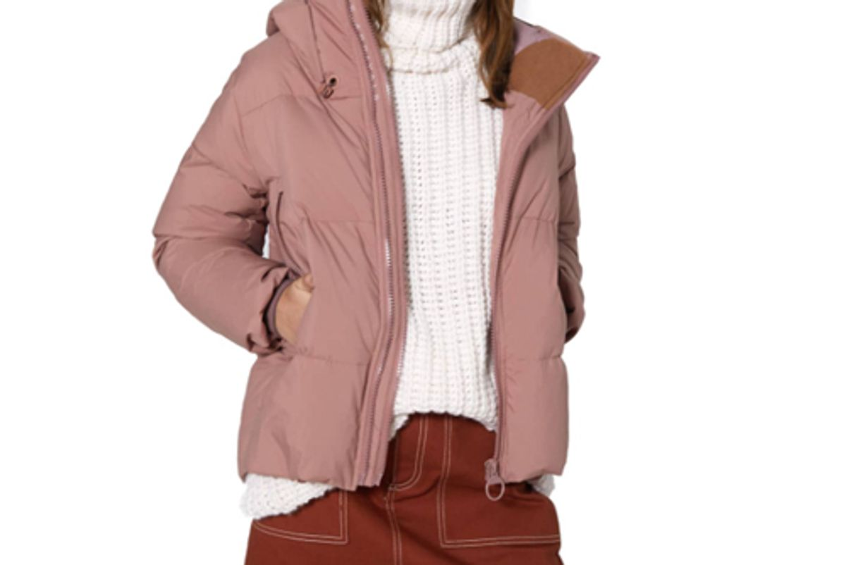 aer goose down puffer