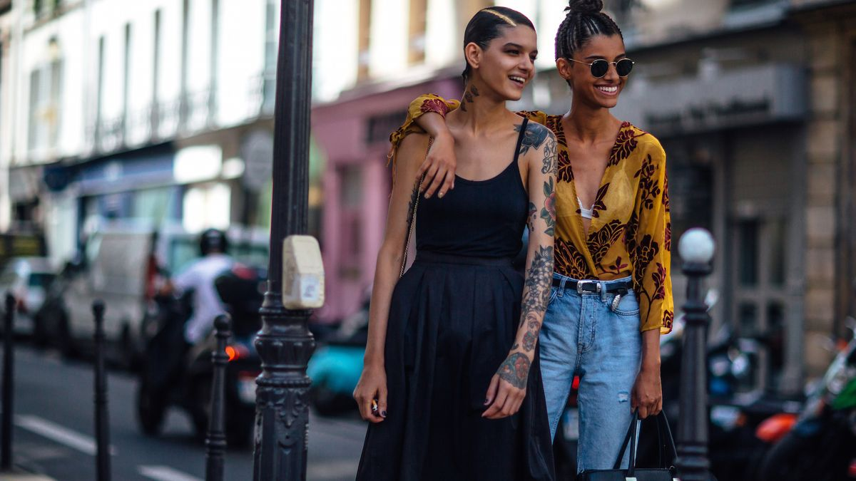 The Best Street Style From Couture Fashion Week