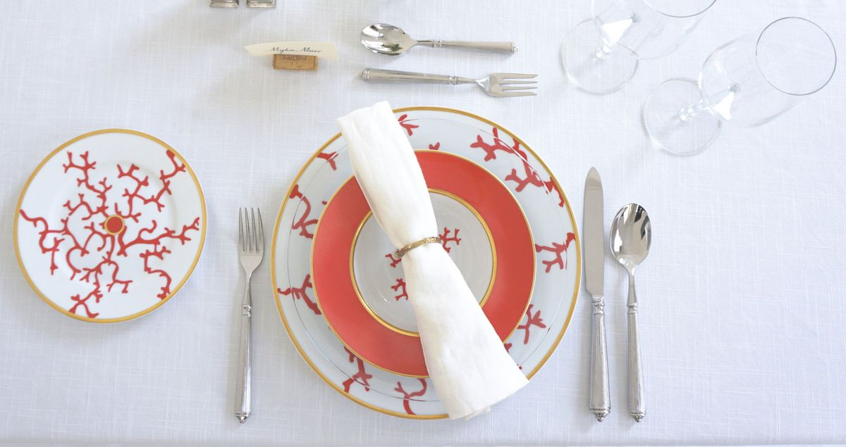 How to Throw a Formal Ladies Lunch