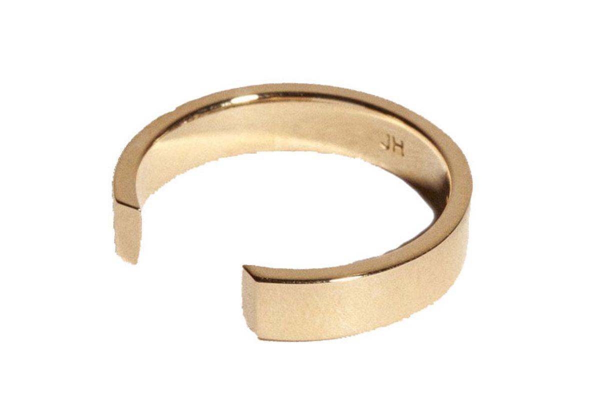 j hannah open ring