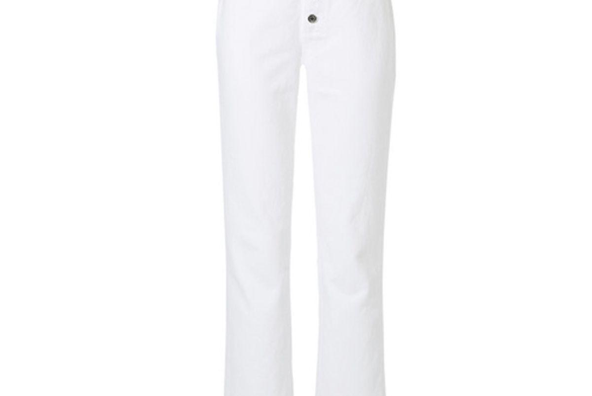 rta max frayed high rise straight leg jeans
