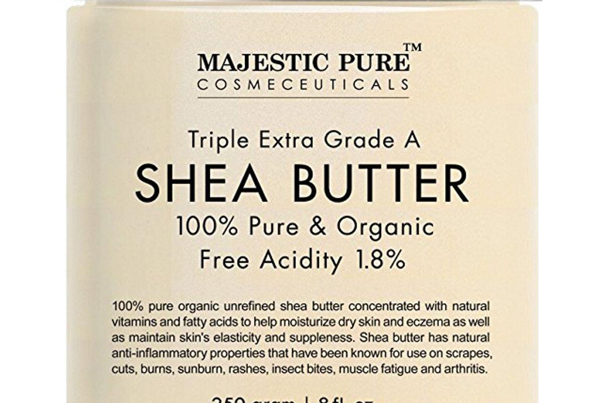 Triple Grade A Shea Butter