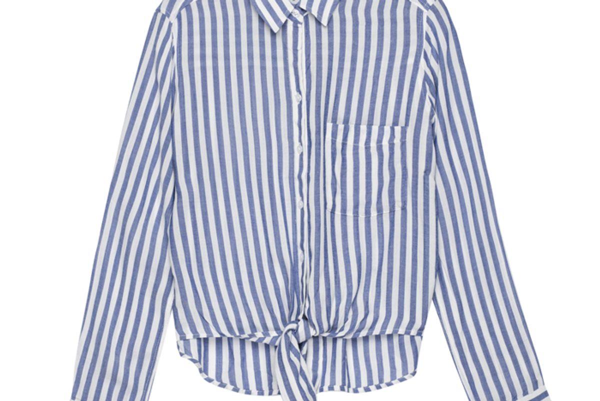 Val Striped Shirt