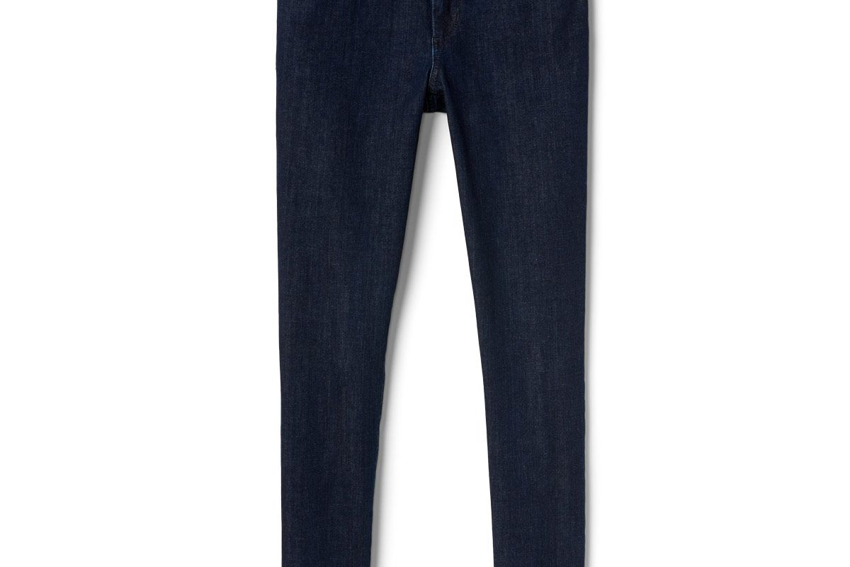 Mid Rise Super Slimming True Skinny Jeans