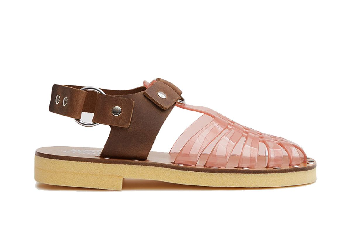 acne studios jessee sandals
