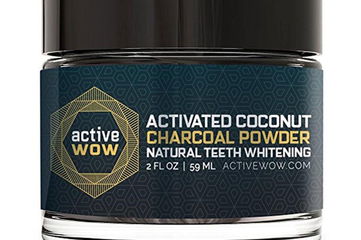 Teeth Whitening Charcoal Powder Natural