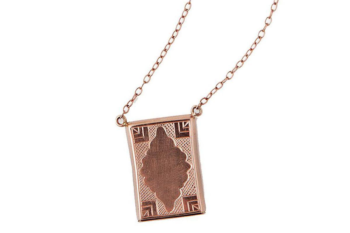 jacquie aiche prayer box necklace