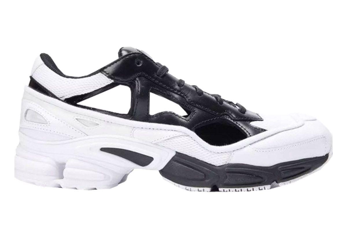 adidas by raf simons replicant ozweego black cream