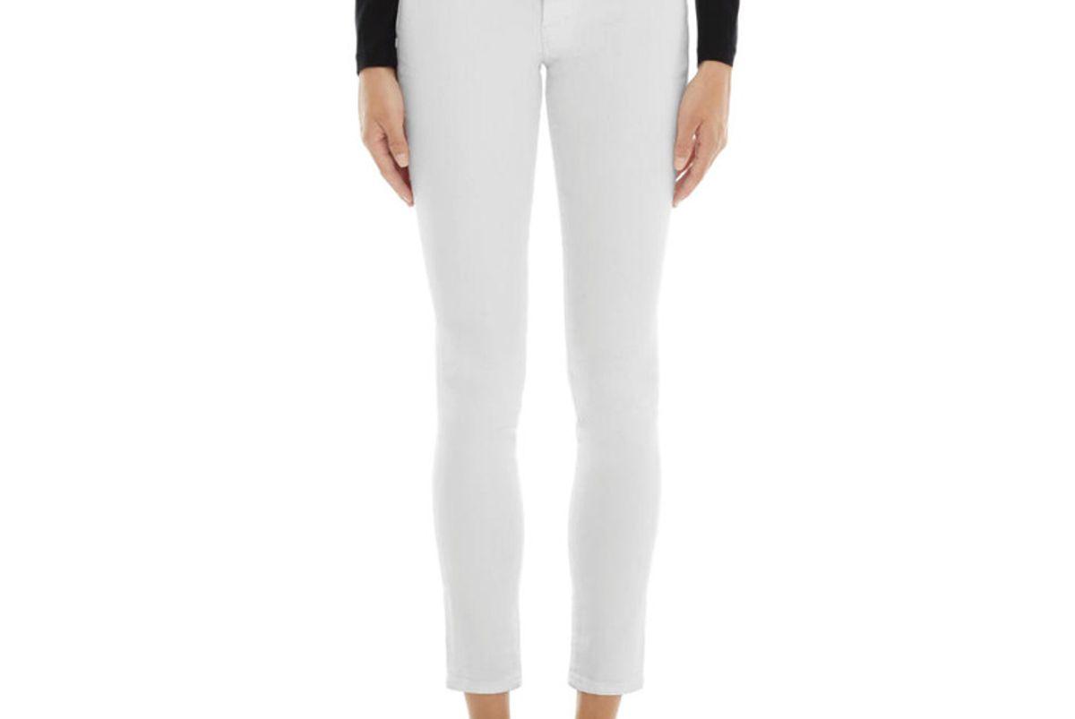 Mama J Mid-Rise Skinny Jeans