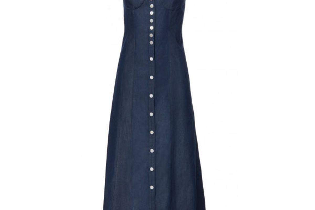 Spring Twill Claudia Dress