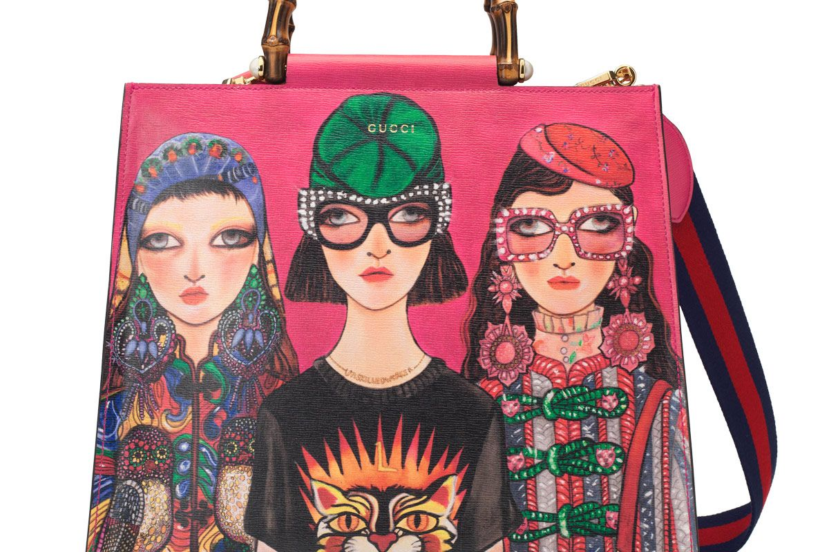 Unskilled Worker Nymphaea Bag