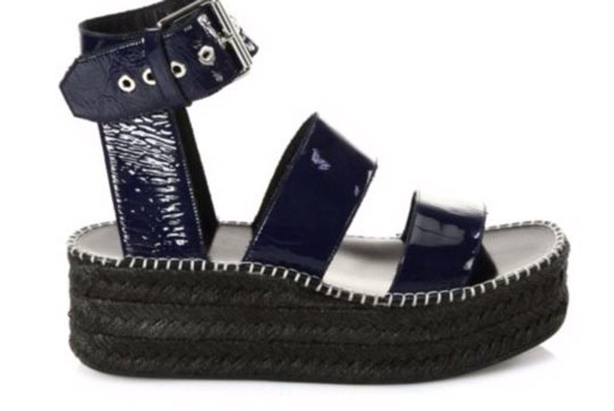 Tara Espadrille Ankle Strap Sandals