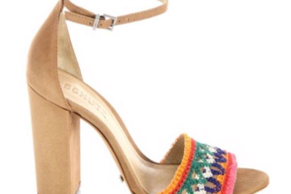 Joannas Embroidered Sandals