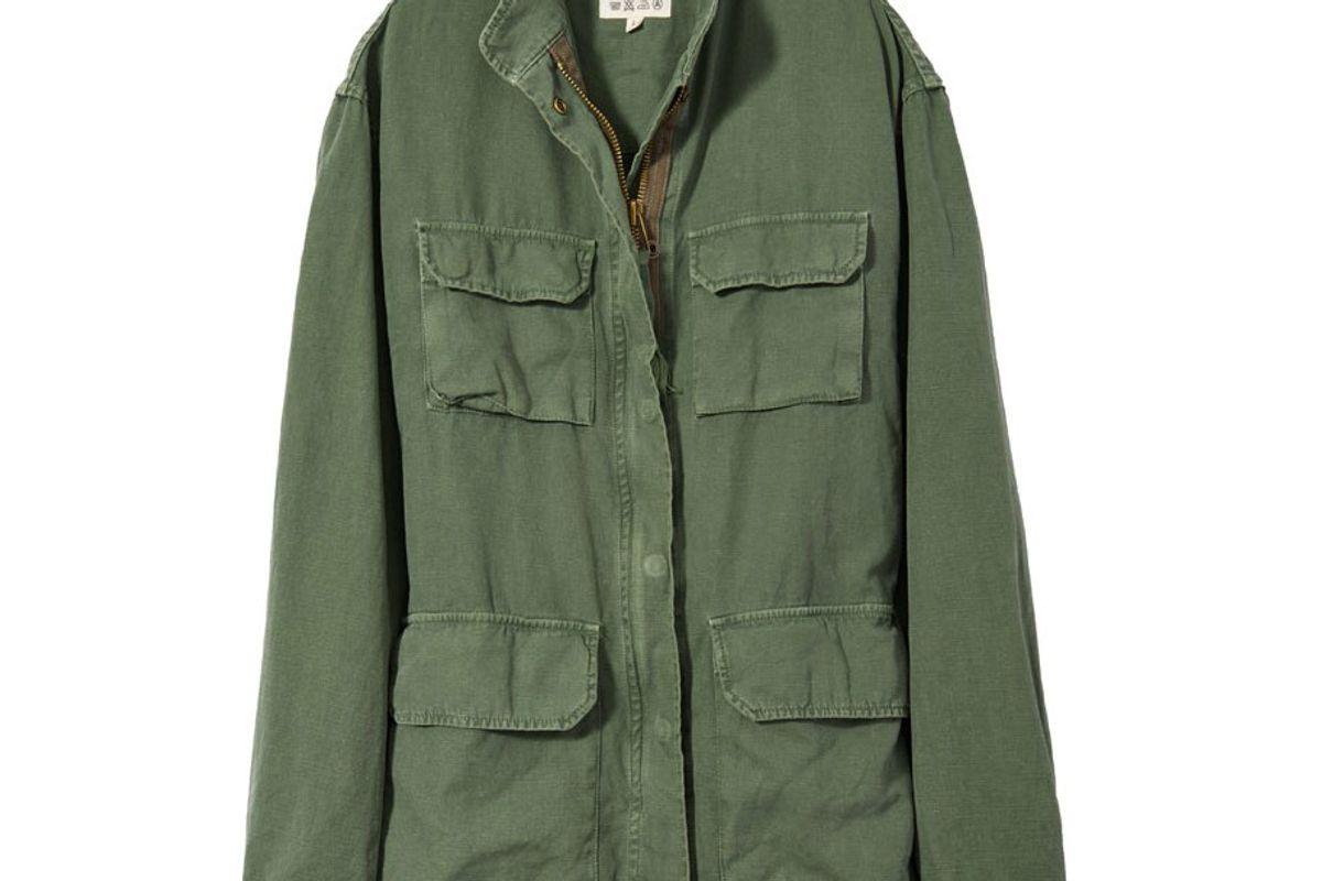 Camo Lori Military Jacket