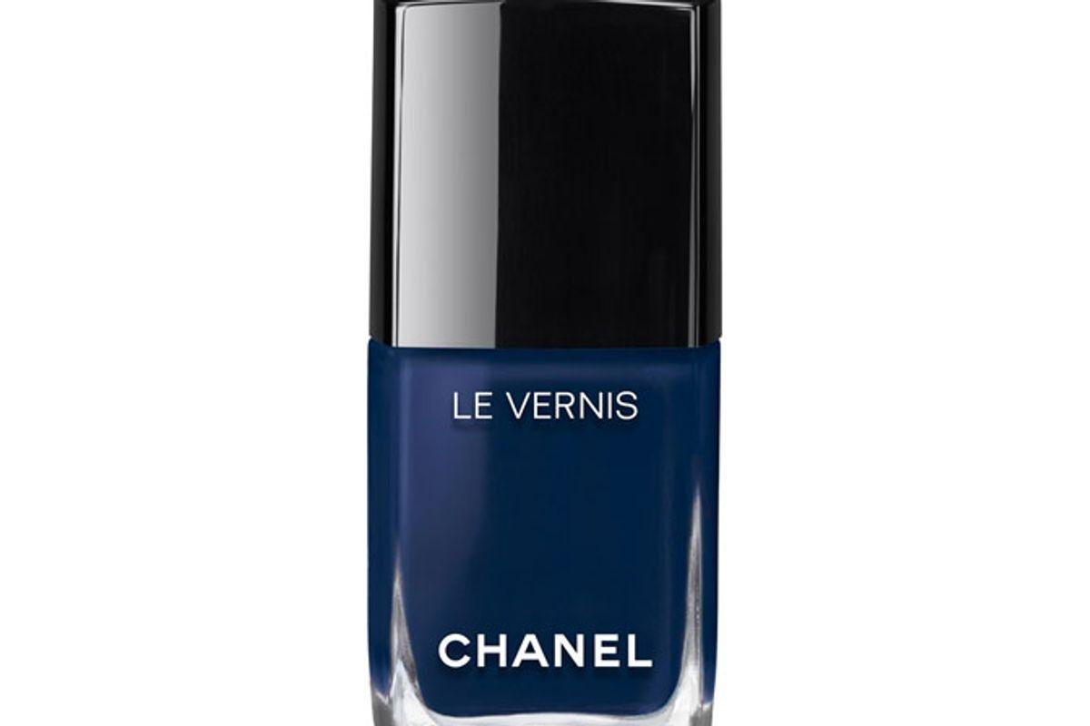 Le Vernis Longwear Nail Colour in Marinière