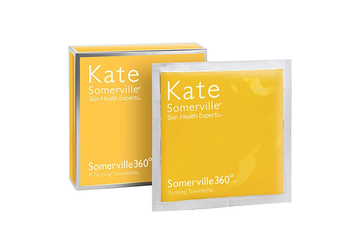 Somerville360° Tanning Towelettes