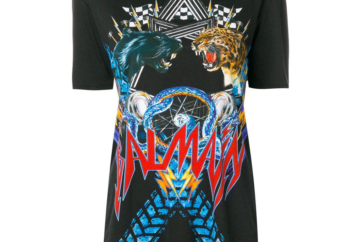Branded Lion T-Shirt