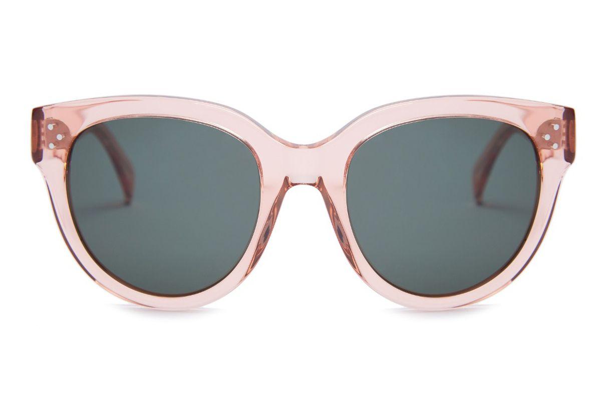 Audrey Cat-Eye Acetate Sunglasses
