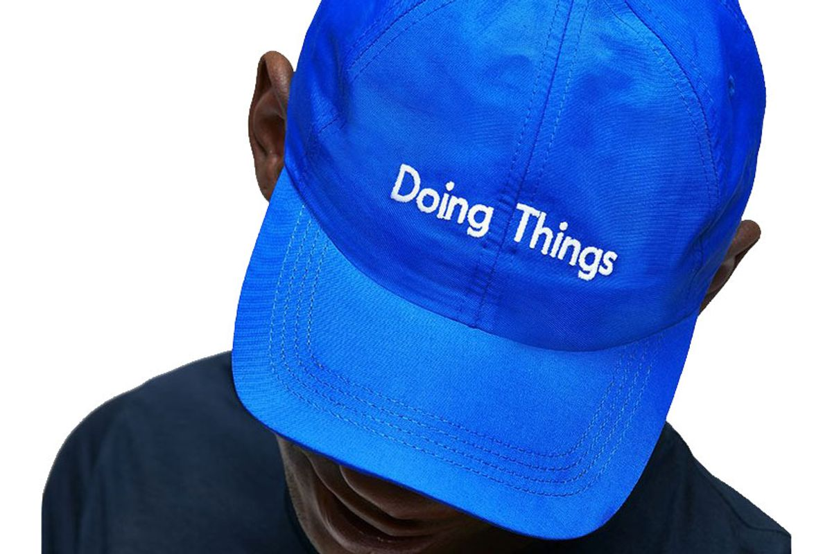 Doing Things Hat