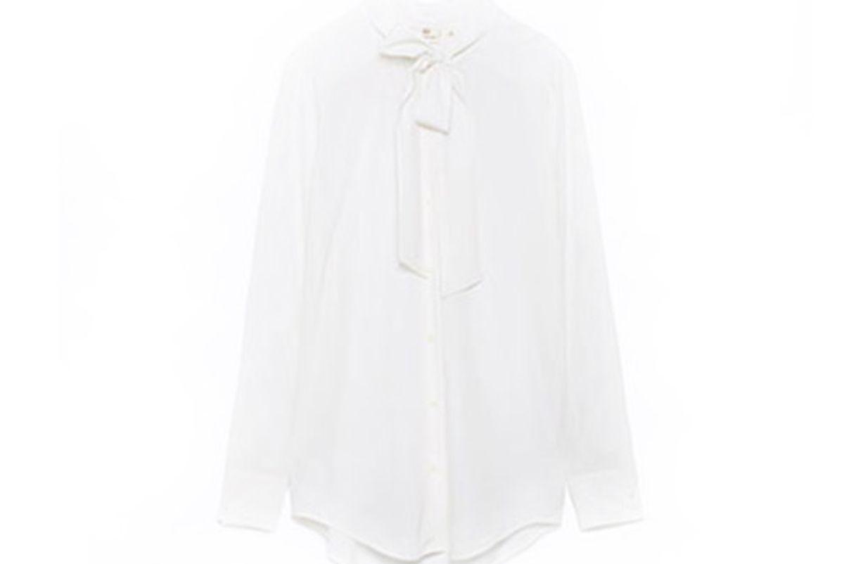 Arley Shirt in True White