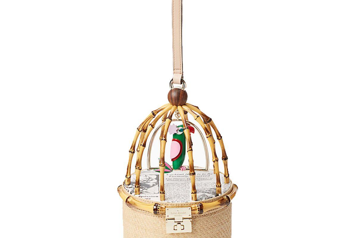 Haute Stuff Parrot Cage Bag