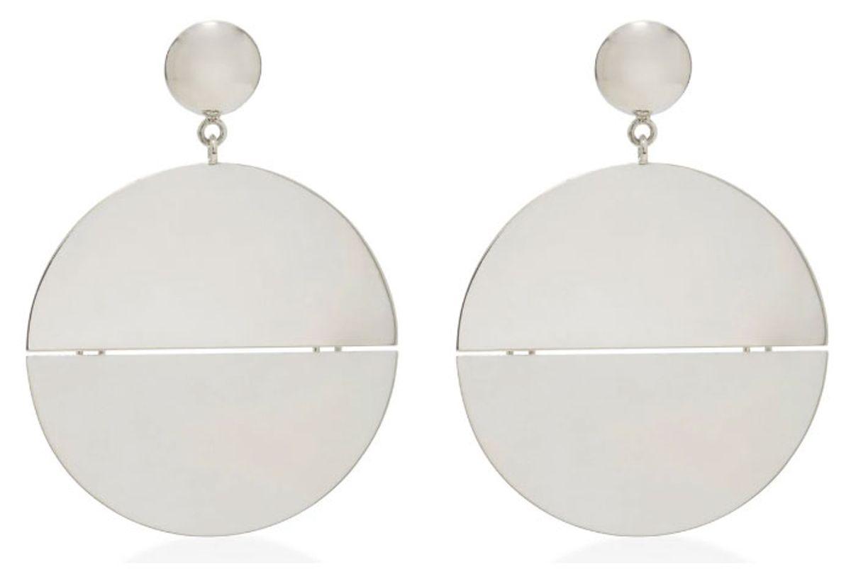 Bertoldi Sterling Silver Earrings
