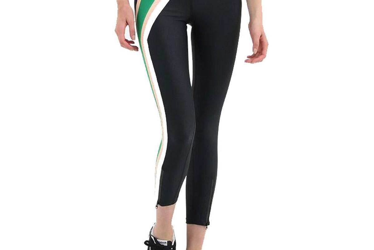 Set Position Legging in Green