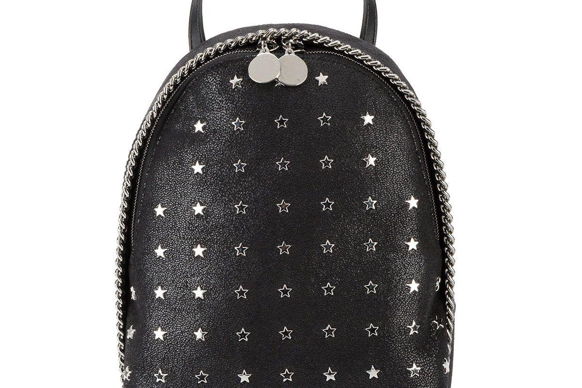 Star-Studded Mini Falabella Backpack