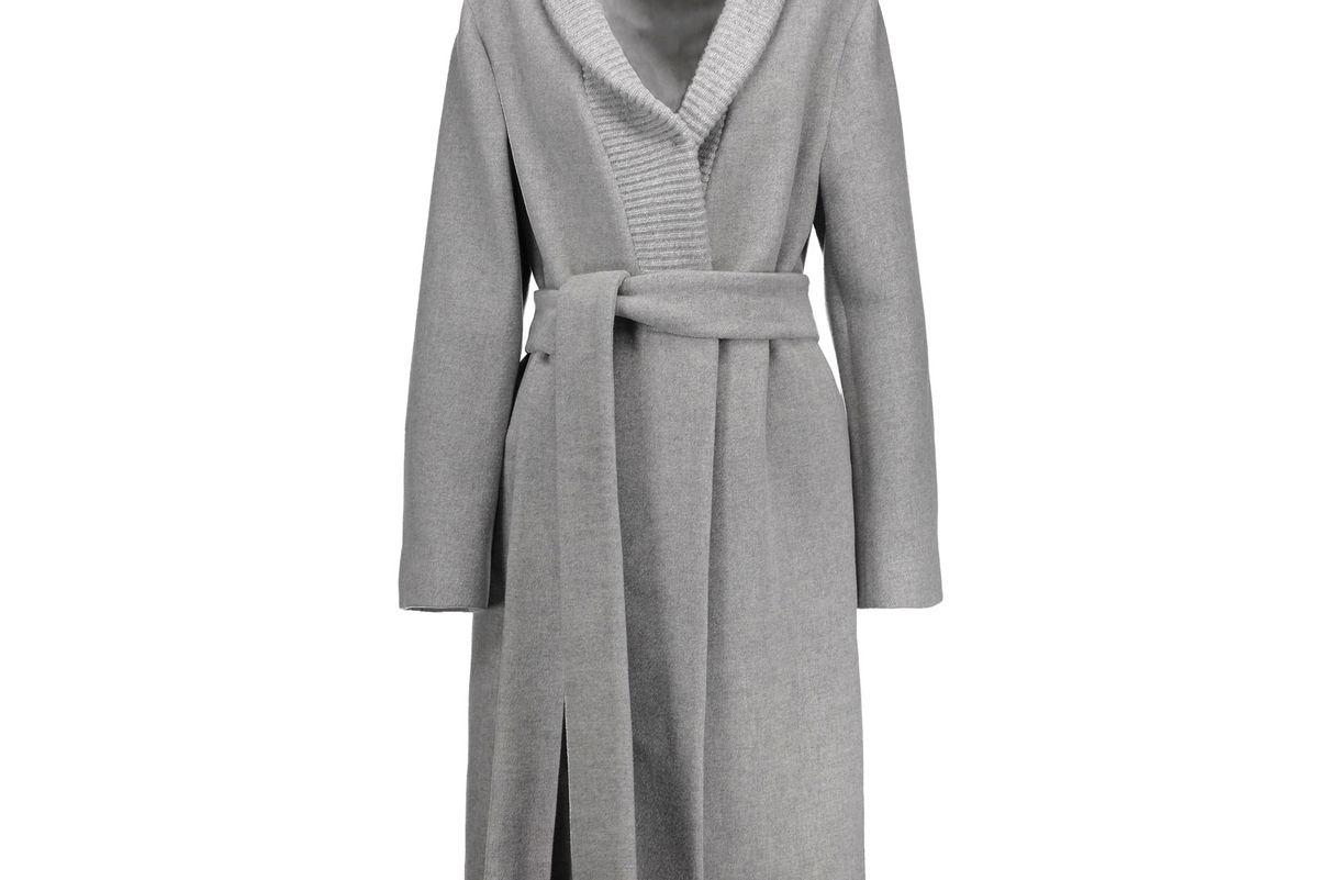 Angela Wool Coat