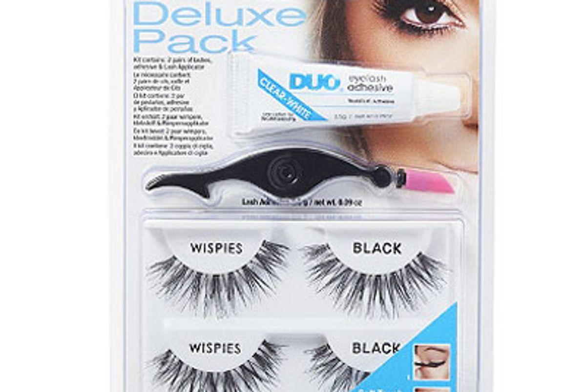 Deluxe Pack Lash Wispie Black