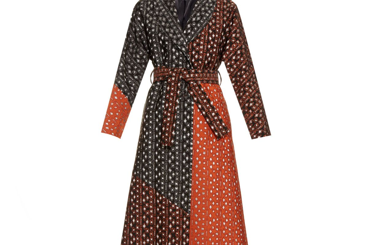 Margaux Embroidered Coat