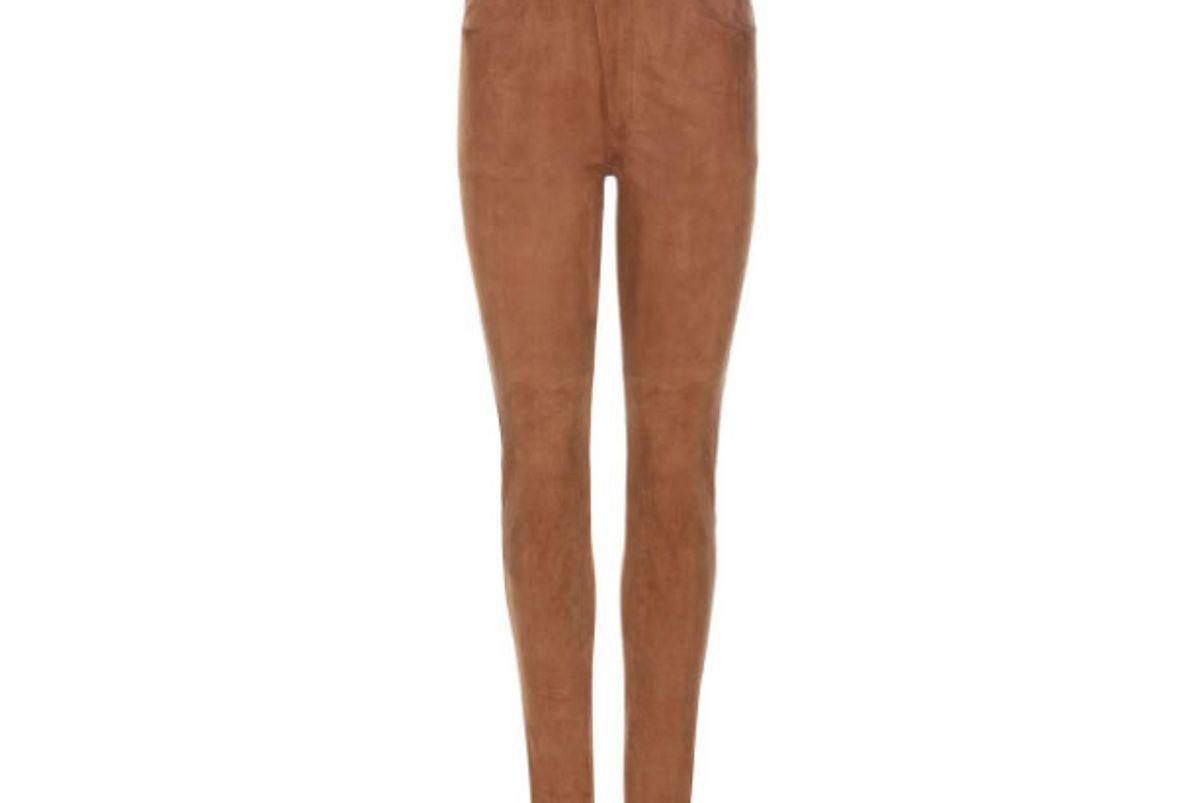 Eydie Suede Trousers