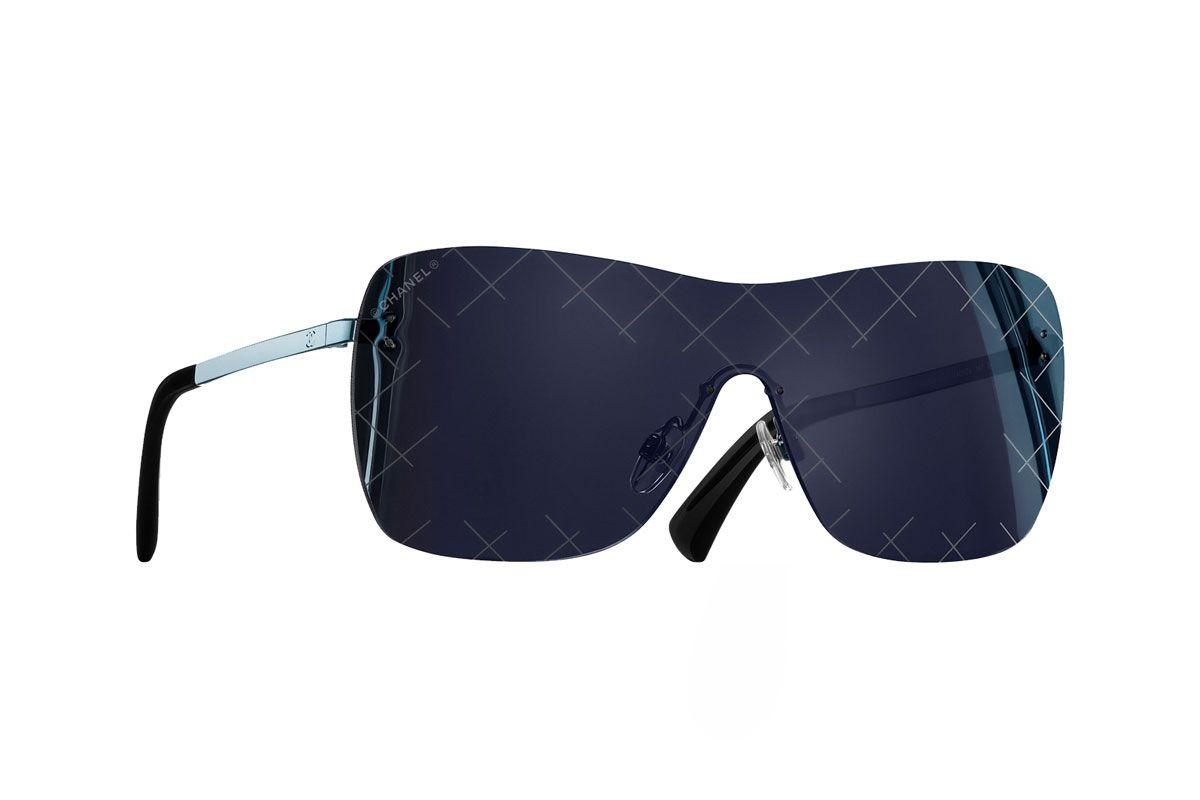 Shield Quilting Sunglasses