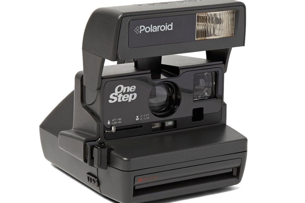 Polaroid OneStep 600 Camera
