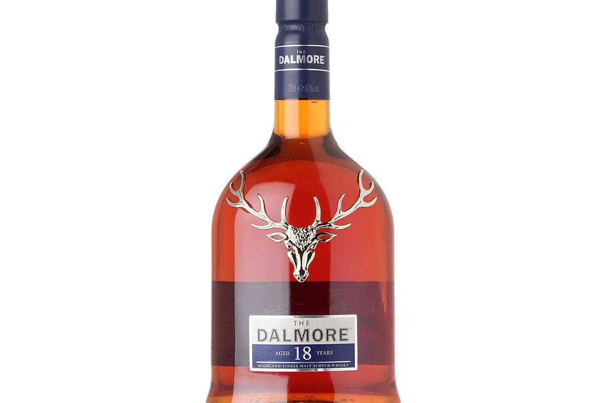 18-Year-Old Single Malt Scotch Whisky 700ml