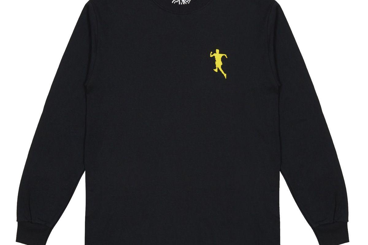 5 Second Energy L/S T-Shirt (Black)