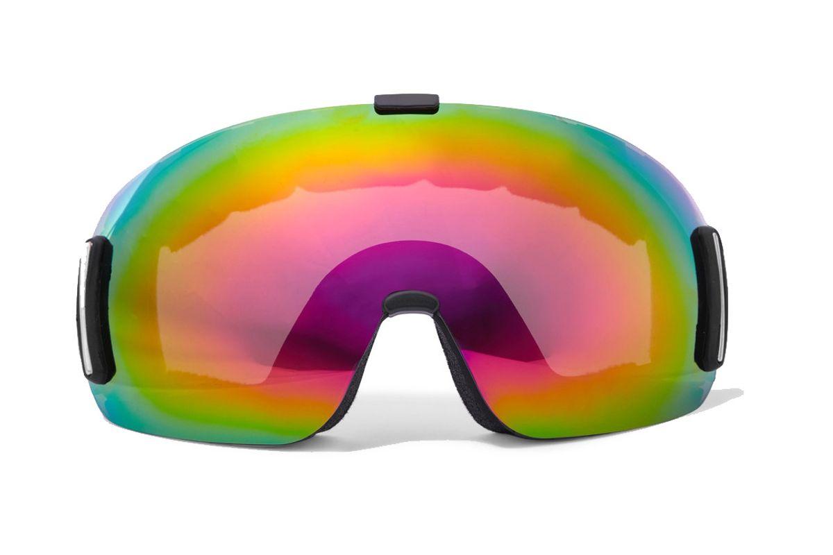 Cloud Mirrored Ski Goggles