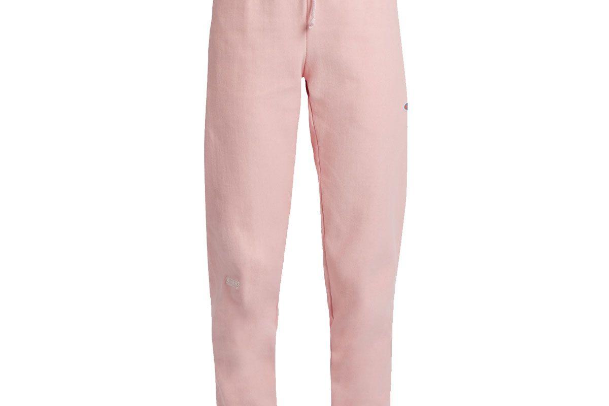 X Champion Cotton-Blend Track Pants
