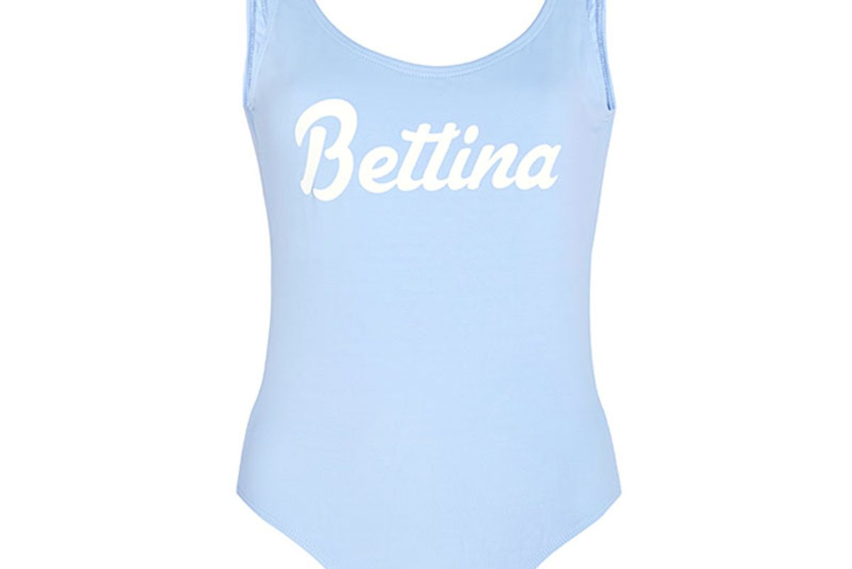 Bay My Name Swimsuit