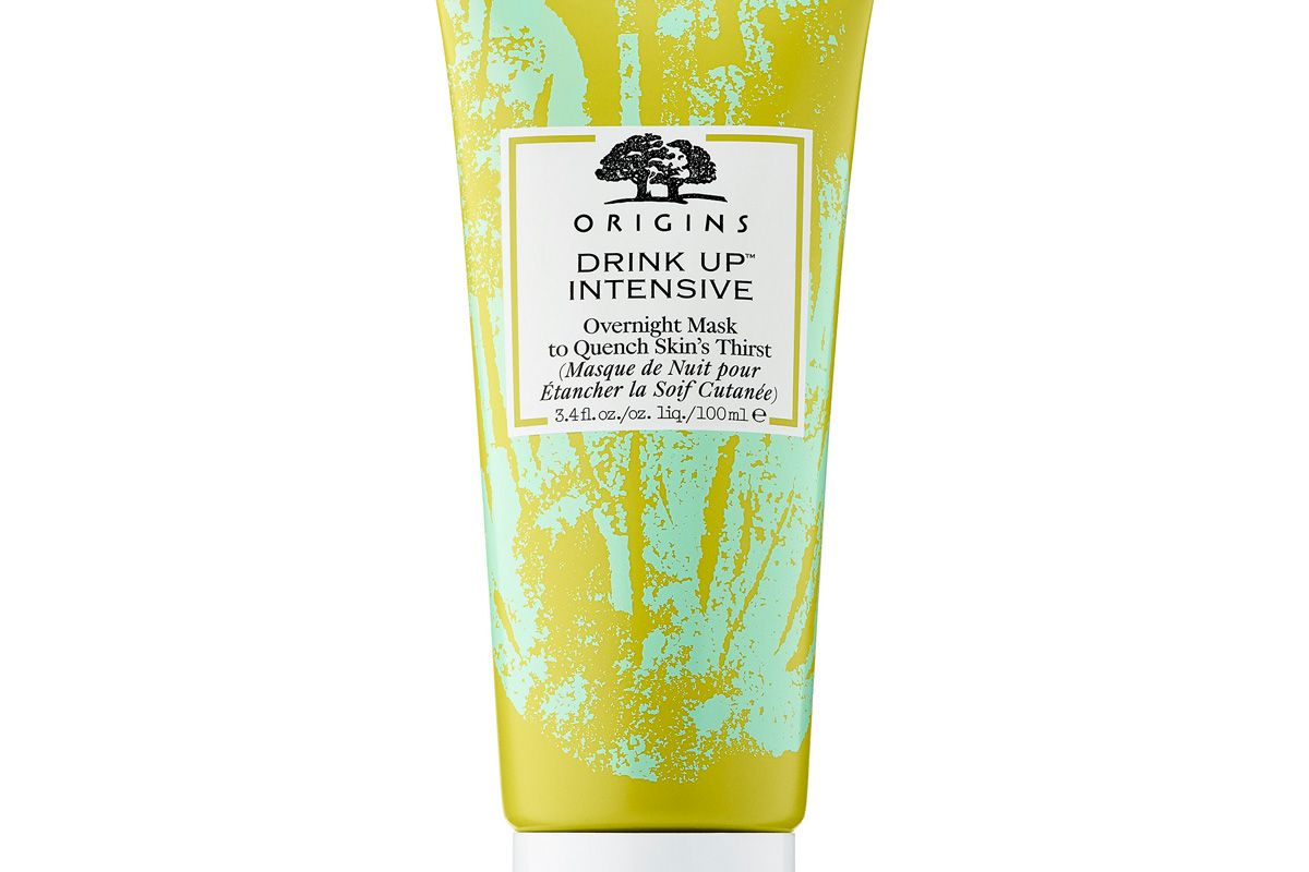 origins drink up intensive overnight mask to quench skins thirst