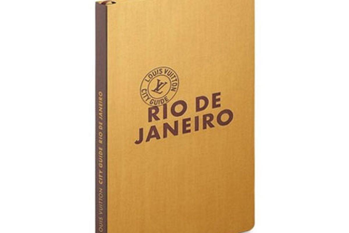 Rio de Janeiro City Guide Book