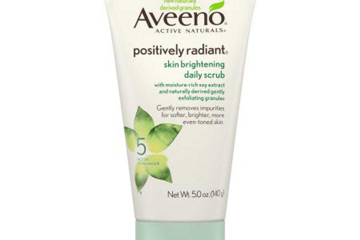Positively Radiant Skin Brightening Daily Scrub