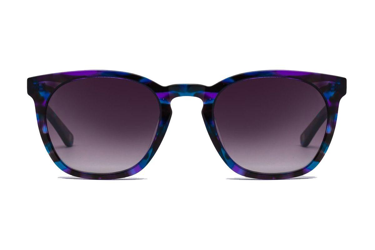 caroline lemke max blue sunglasses