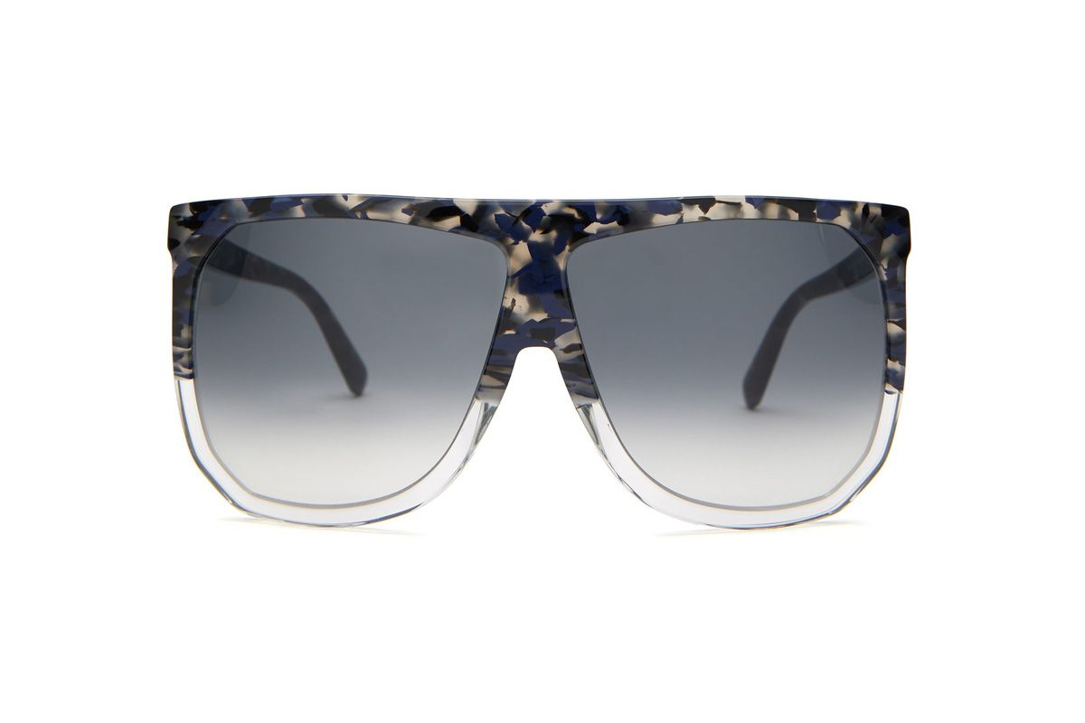 loewe filipa d frame sunglasses